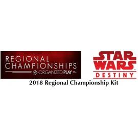 Star Wars: Destiny 2018 Regional Championship Kit