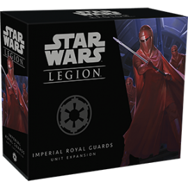 Star Wars: Legion: Imperial Royal Guards Unit Expansion