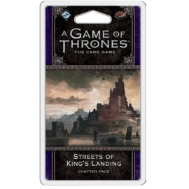 A Game of Thrones LCG 2nd Edition: Streets of King's Landing Chapter Pack