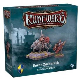 Runewars Miniatures Games: Baron Zachareth Expansion Pack