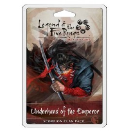 Legend of the Five Rings LCG: Underhand of the Emporer Scorpion Clan Pack
