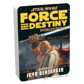 Star Wars: Force and Destiny: Juyo Berserkers Specialization Deck