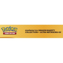 Pokemon Dragon Majesty Collection - Ultra Necrozma GX