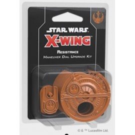 Star Wars X-Wing: Resistance Dial Upgrade Kit