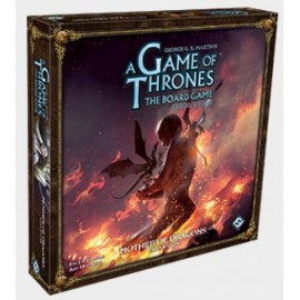 Mother of Dragons A Game of Thrones Board Game 2nd edition Expansion