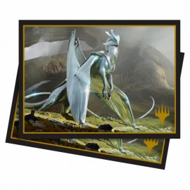 MTG Elder Dragons: Chromium, the Mutable Standard Deck Protector sleeves (100ct)