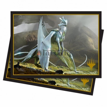 MTG Elder Dragons: Chromium, the Mutable Standard Deck Protector sleeves (100ct)