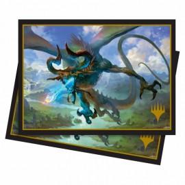 MTG Elder Dragons: Nicol Bolas, the Ravager Standard Deck Protector sleeves (100ct)