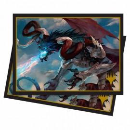 MTG Elder Dragons: Palladia Mors, the Ruiner Standard Deck Protector sleeves (100ct)