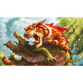 KeyForge: Mighty Tiger Playmat