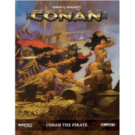 Conan: The Pirate