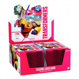 Transformers booster display (30p) English