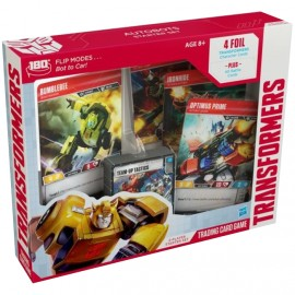 Transformers starter display (6p) English