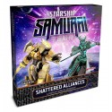 Starship Samurai Shattered Alliances Exp