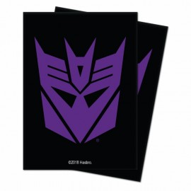 Transformers Decepticons Deck protector sleeves 100ct