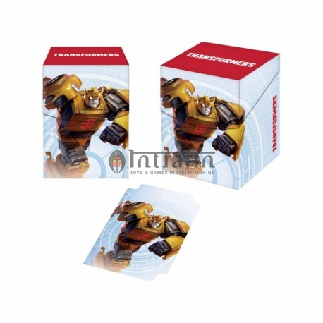 Transformers Bumblebee Pro 100+ Deck box