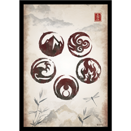 Legend of the Five Rings: Dynasty Unlimited Art Sleeves