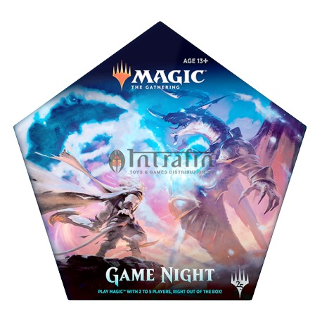 MTG Game Night Kit box