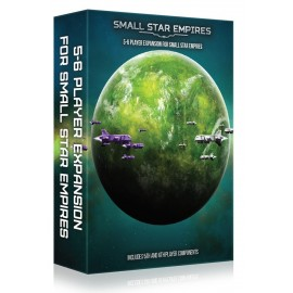 Small Star Empires: 5-6 Player Exp.
