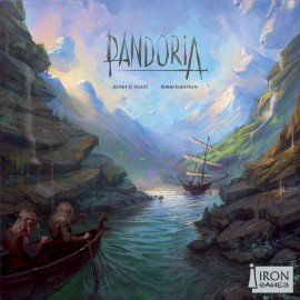 Pandoria (Boxed Board Game)