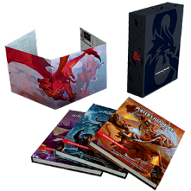Dungeons & Dragons Next Core Rulebook Gift set