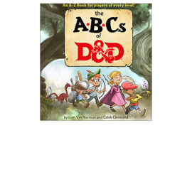 Dungeons & Dragons ABC's of DnD