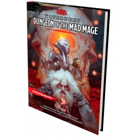 Dungeons & Dragons Next Dungeon of the Mad Mage RPG book
