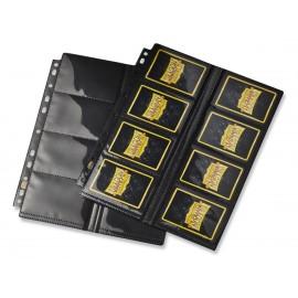 Dragon Shield 16-pocket pages Clear - Centerloader(50)