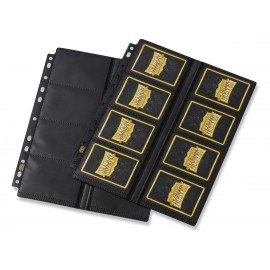 Dragon Shield 16-pocket pages Non Glare - Centerloader (50)