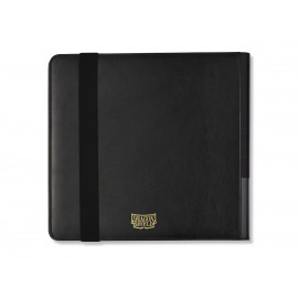 Dragon Shield Portfolio 12/24 Black