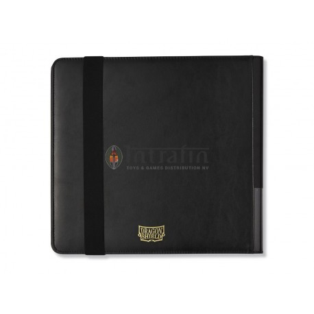 Dragon Shield Portfolio 12/24 Black