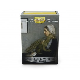 Dragon Shield: ART Sleeves Classic- Whistlers Mother (100)