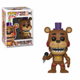 Games ??? POP - FNAF Pizza Sim 1 - Rockstar Freddy