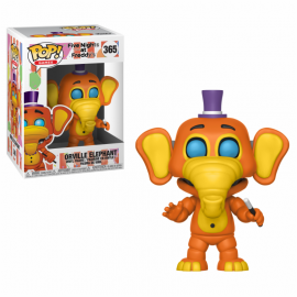 Books 365 POP - FNAF Pizza Sim 1 - Orville Elephant
