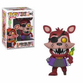 Books 363 POP - FNAF Pizza Sim 1 - Rockstar Foxy