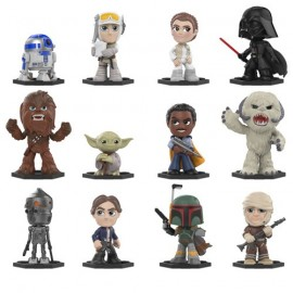 Mystery Mini Figures Display - Star Wars Empire Strikes Back (12)