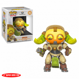 Games ??? POP - Overwatch S4 - Orisa 6""