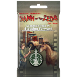 Dawn of the Zeds Expansion Pack 1: Stepping Forward