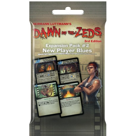 Dawn of the Zeds Expansion Pack 2: New Player Blues