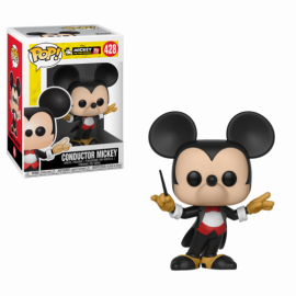 Disney ??? POP - 90th Anniversary Mickey - Conductor Mickey