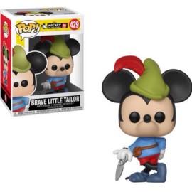 Disney 429 POP - 90th Anniversary Mickey - Brave Little Tailor