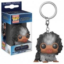 POP Keychain - Movies - Fantastic Beasts 2 - Baby Niffler (black)