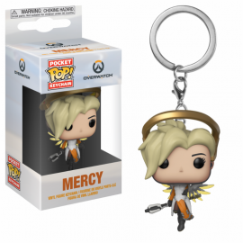 POP Keychain - Overwatch - Marcy