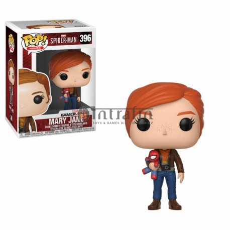 Games 396 POP - Marvel - Spider-Man - Mary Jane with Plush