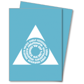 MTG Guilds of Ravnica: Azorius Senate 100ct Deck Protectors
