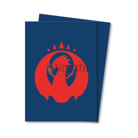MTG Guilds of Ravnica: Izzet League 100ct Deck Protectors
