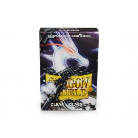 Dragon Shield Japanese Classic Clear (60) - Classic in Box