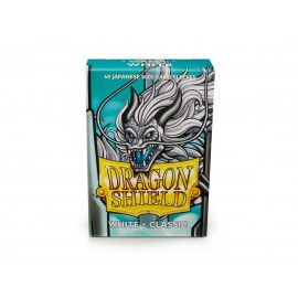 Dragon Shield Japanese Classic White (60) - Classic in Box
