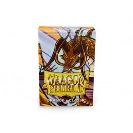 Dragon Shield Japanese Classic Orange (60) - Classic in Box
