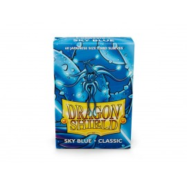 Dragon Shield Japanese Classic Sky Blue (60) - Classic in Box